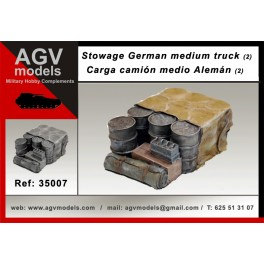 Medium truck stowage (2)