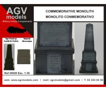COMMEMORATIVE MONOLITH