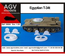 Egyptian T-34t