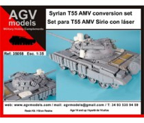 Syrian T55 AMV conversion set
