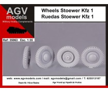Stoewer wheels