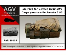 Stowage for vehicle SWS